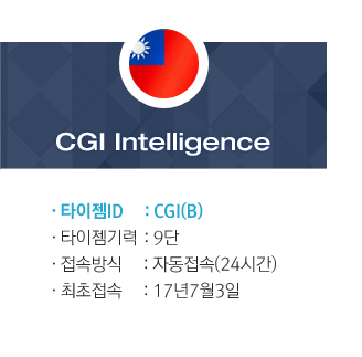 AI명:CGI Intelligence